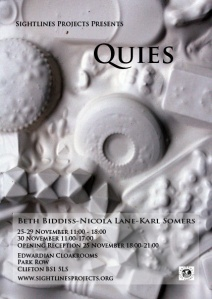Quies e-flyer