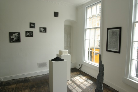Flux - installation view