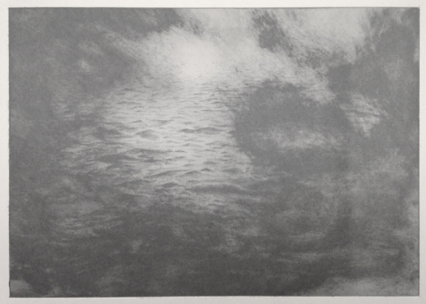 Emma Coop, 'Was and Could', photopolymer etching