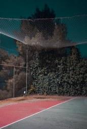 Ioanna Sakellaraki, ' Have you passed through this night?', colour photograph